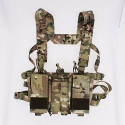 Giena Tactics CR-S Chest Rig Multicam