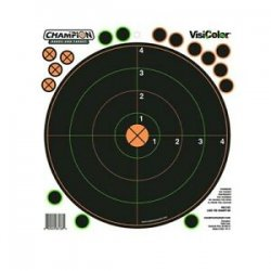 Champion 100-yard Sight-In Target 5st