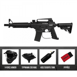 Startpaket Tippmann Bravo One Elite Tactical