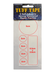 Stormsure Tuff Tape 6pcs
