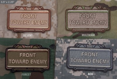 Patch MSM - Front Toward Enemy