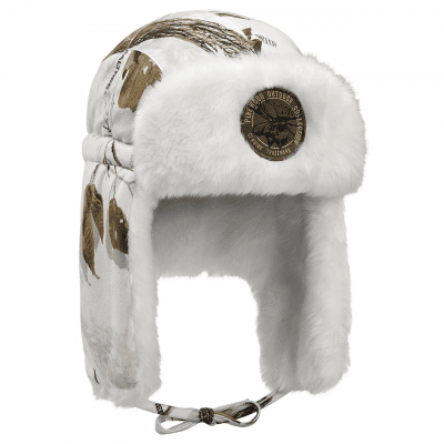 Pinewood Mössa Murmansk Camou 8420 - Realtree AP Snow HD