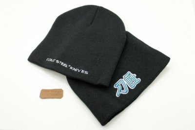 Cold Steel Beanie Black