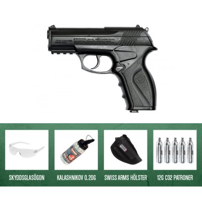 Crosman C11 6mm CO2 Kit
