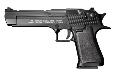 Cybergun Desert Eagle CO2 6mm Semi & Fullauto