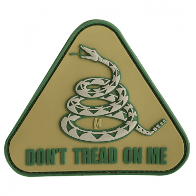 Maxpedition Patch - Don't Tread On Me