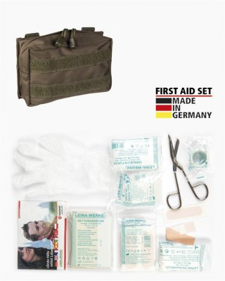 First Aid Set Small Pro 25-Piece - Pro