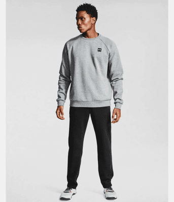 Under Armour Rival Fleece Pants - Svart (Storlek: Medium)