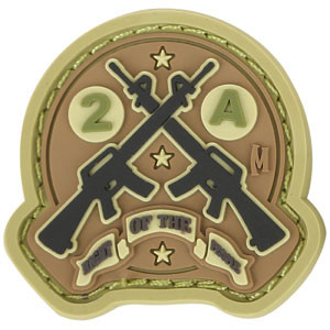 Maxpedition Patch - AR15 2A