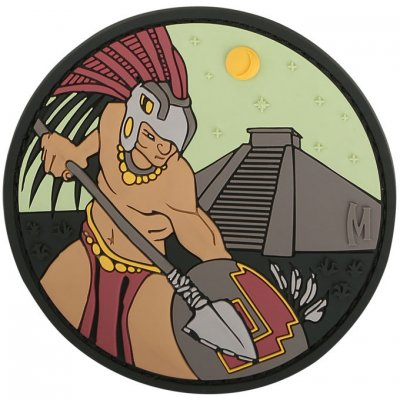 Maxpedition Patch - Aztec Warrior