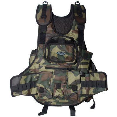 New Legion Paintball Battle Vest