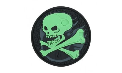 Maxpedition Patch Skull