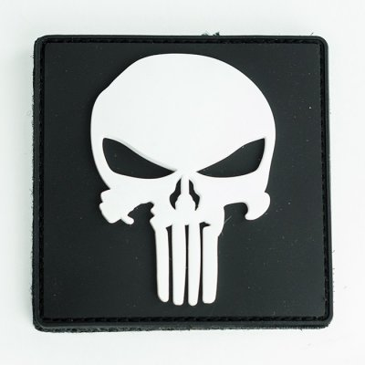 PVC Patch Punisher - Small