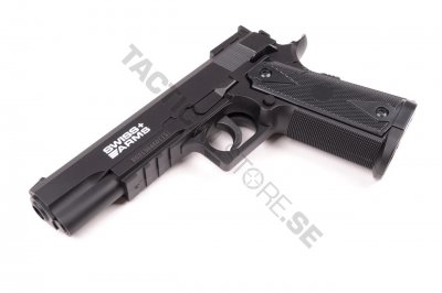 Swiss Arms P1911 Match 4,5mm CO2