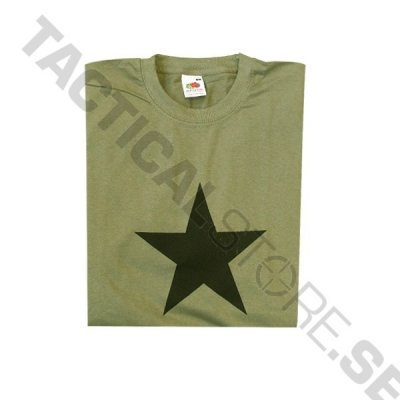 T-Shirt Black Star