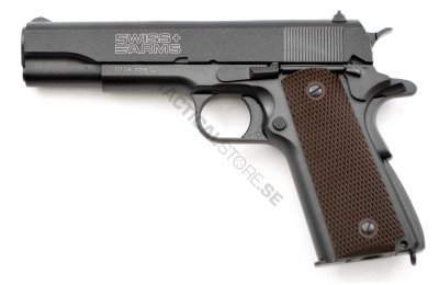 Swiss Arms P1911 4,5mm Blow Back