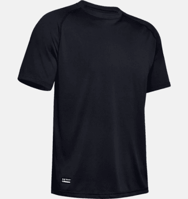 Under Armour Tactical UA Tech Short Sleeve T-Shirt (Färg: Svart, Storlek: 2XL)