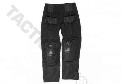 Warrior Trousers w/ Knee Pads
