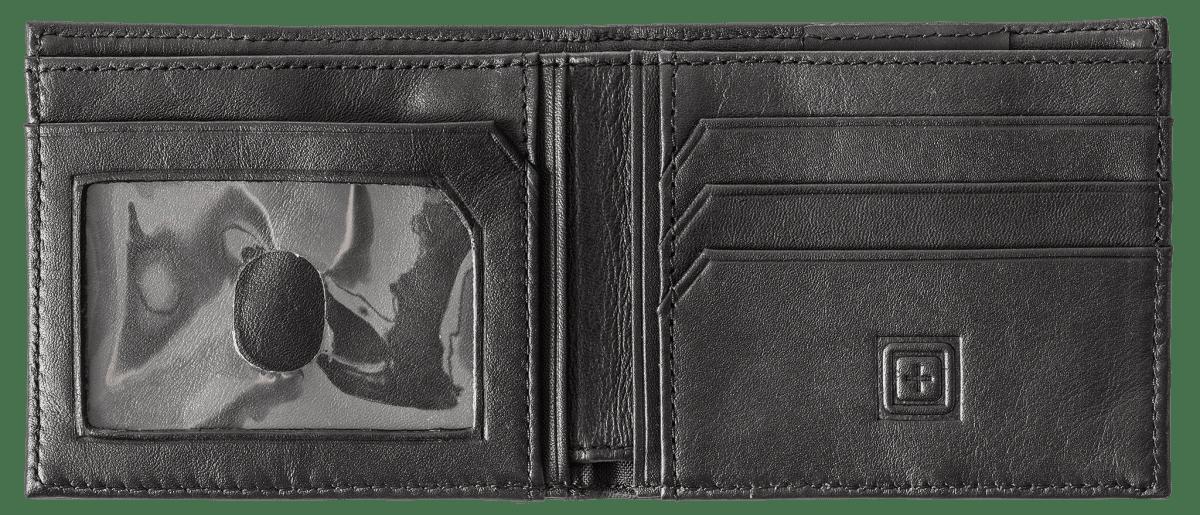 d17fc720631f 5.11 Tactical Phantom Leather Bifold Wallet