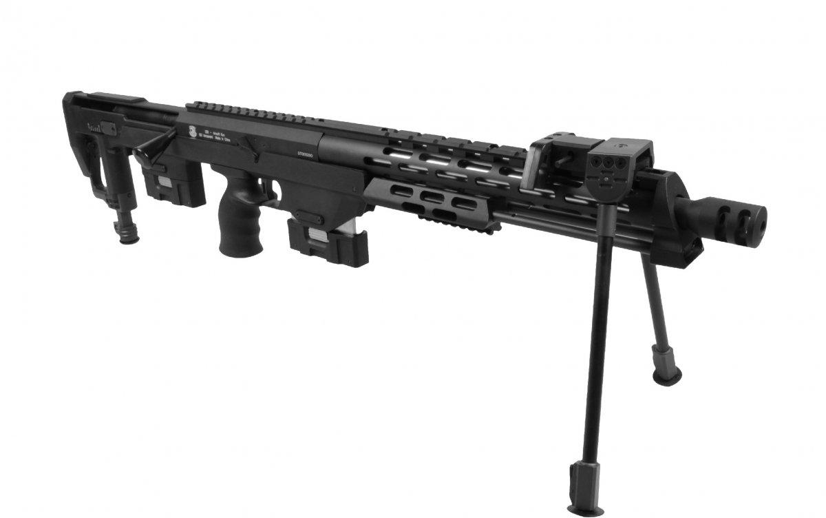 S&T DSR-1 Spring Sniper Kit - Black