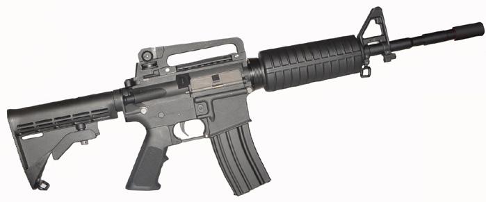 Cybergun Colt M4 Carbine Metal