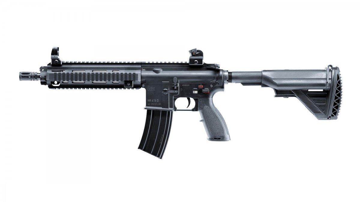 Umarex Heckler & Koch HK416 CQB Mosfet