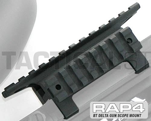 f58dc80c4df Rap4 BT Delta Paintball Gun Scope Mount