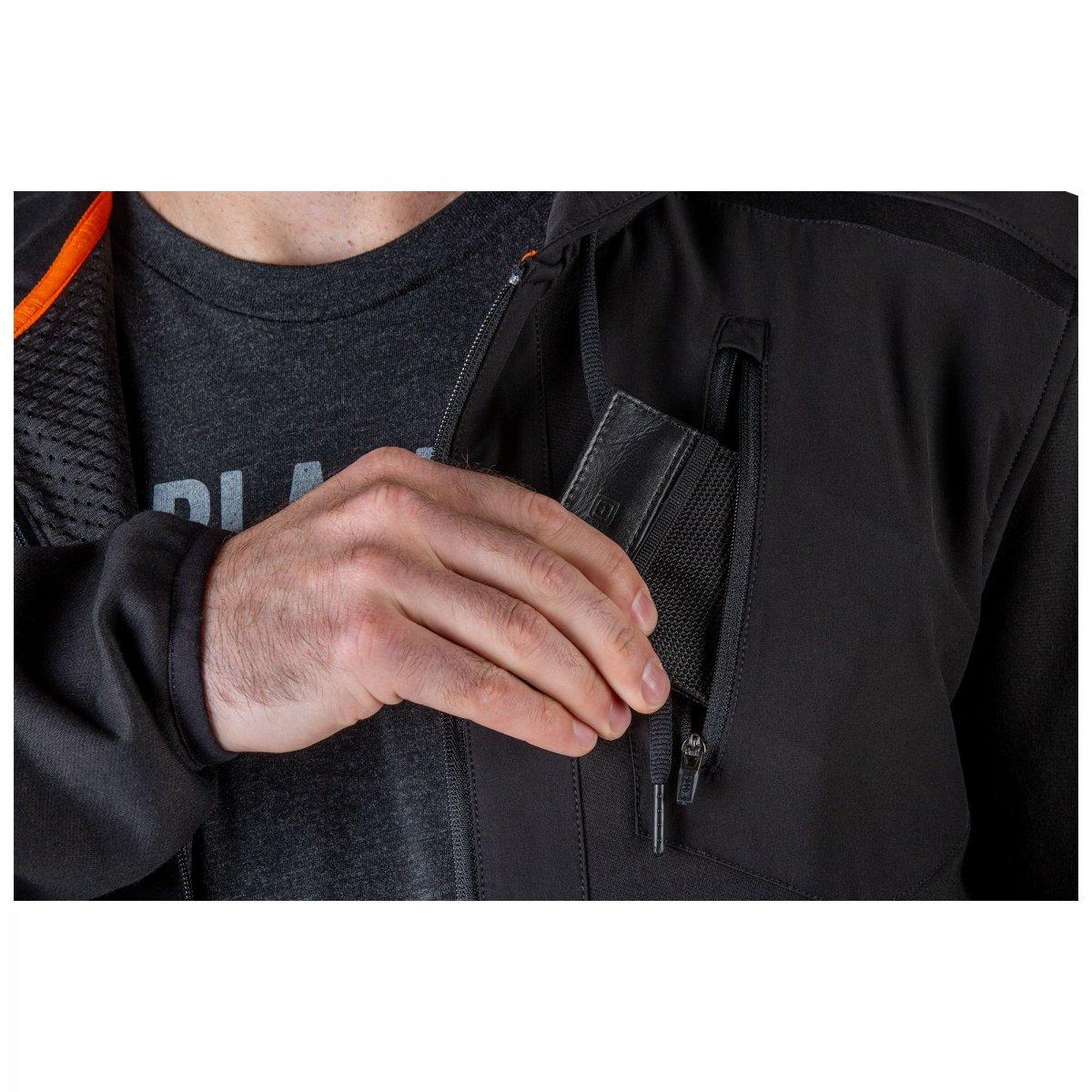 5.11 Tactical Series Herren Rappel Jacket Jacke