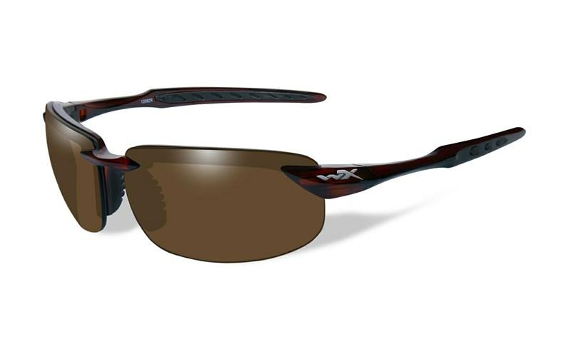 Protective eyewear t shank blades