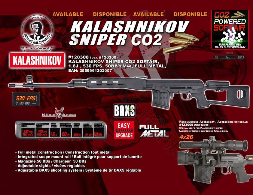 Swiss Arms Druganov SVD 4x26 Scope