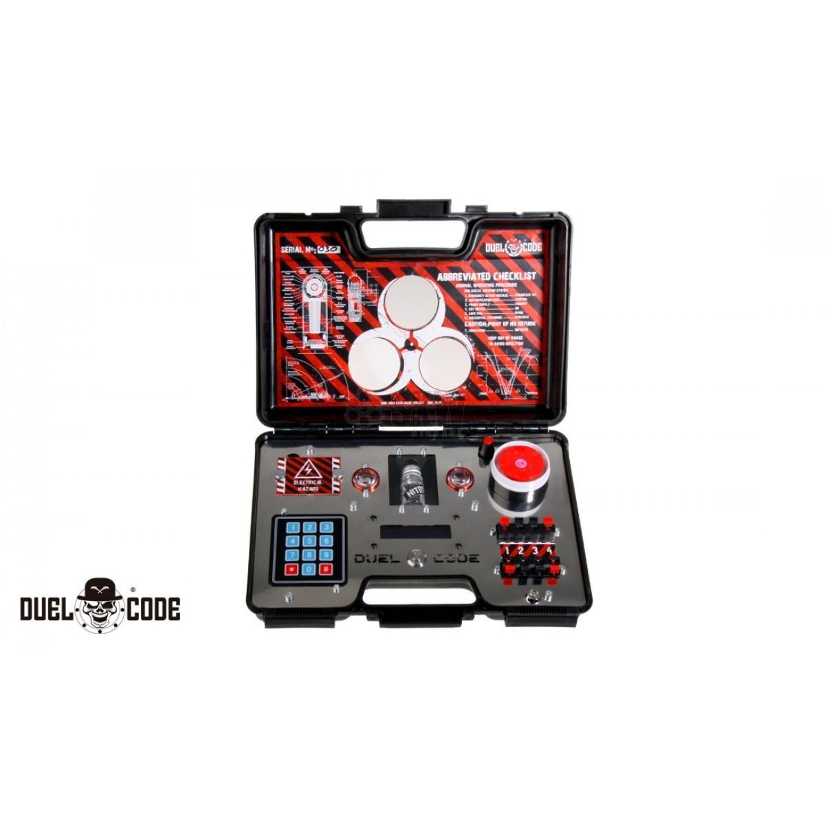Duel Code Briefcase Bomb