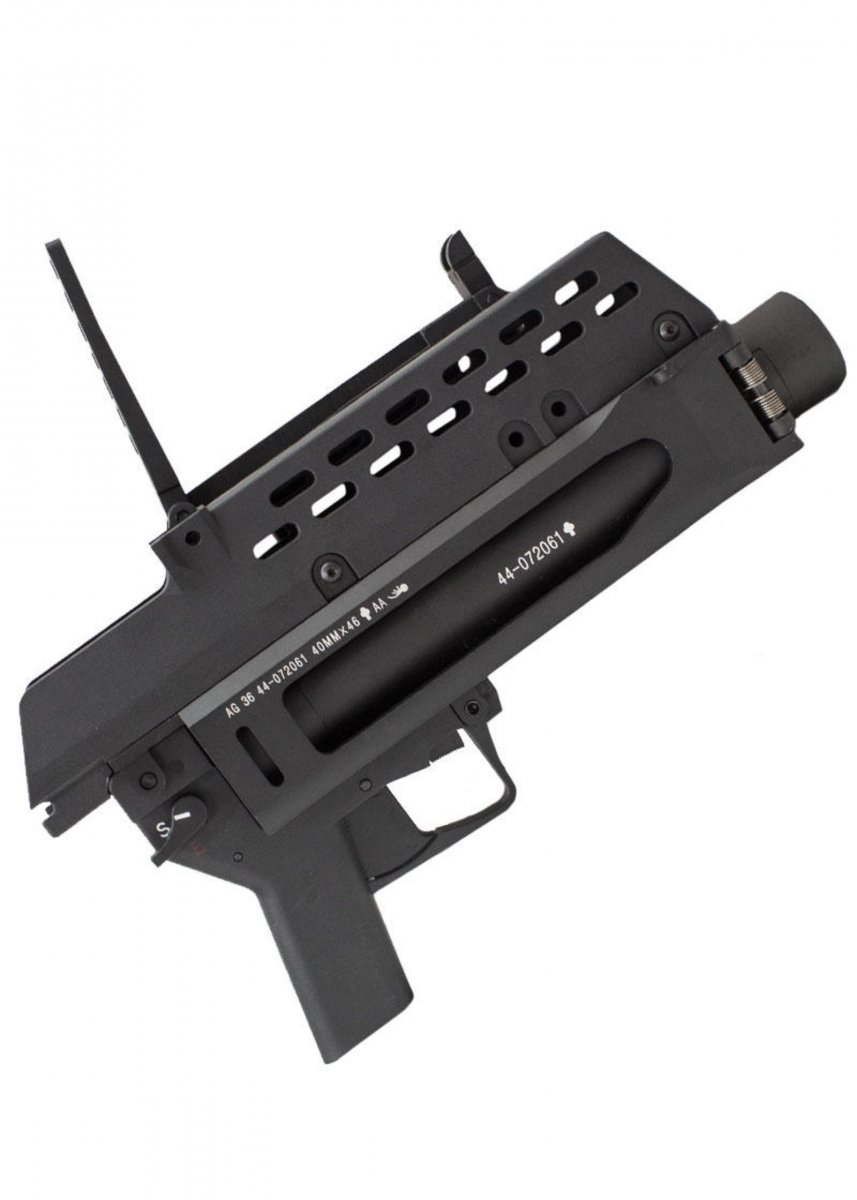 G36 Grenade Launcher Grenade Launchers Airsoft