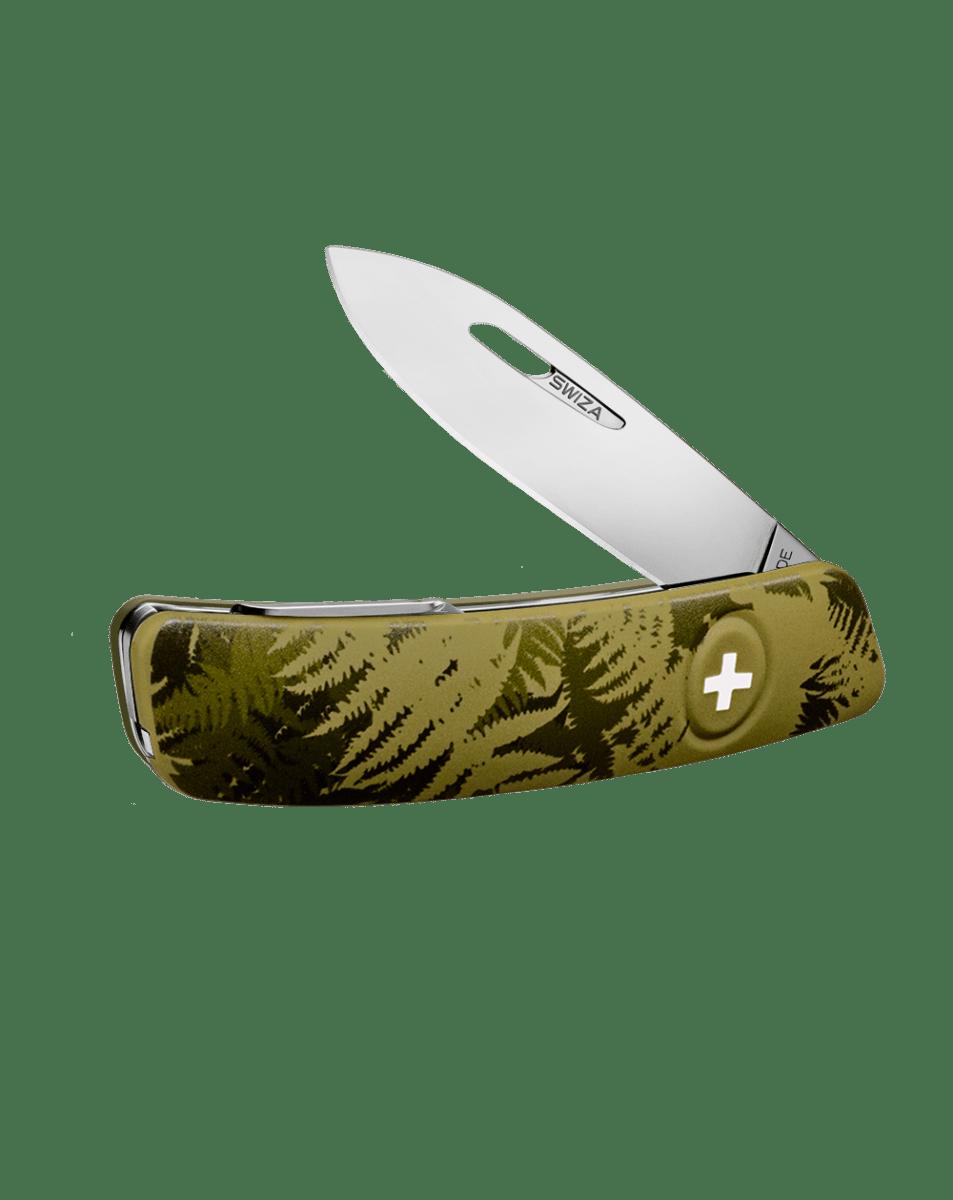 Swiza Swiss Army Knives C02 F 228 Llknivar