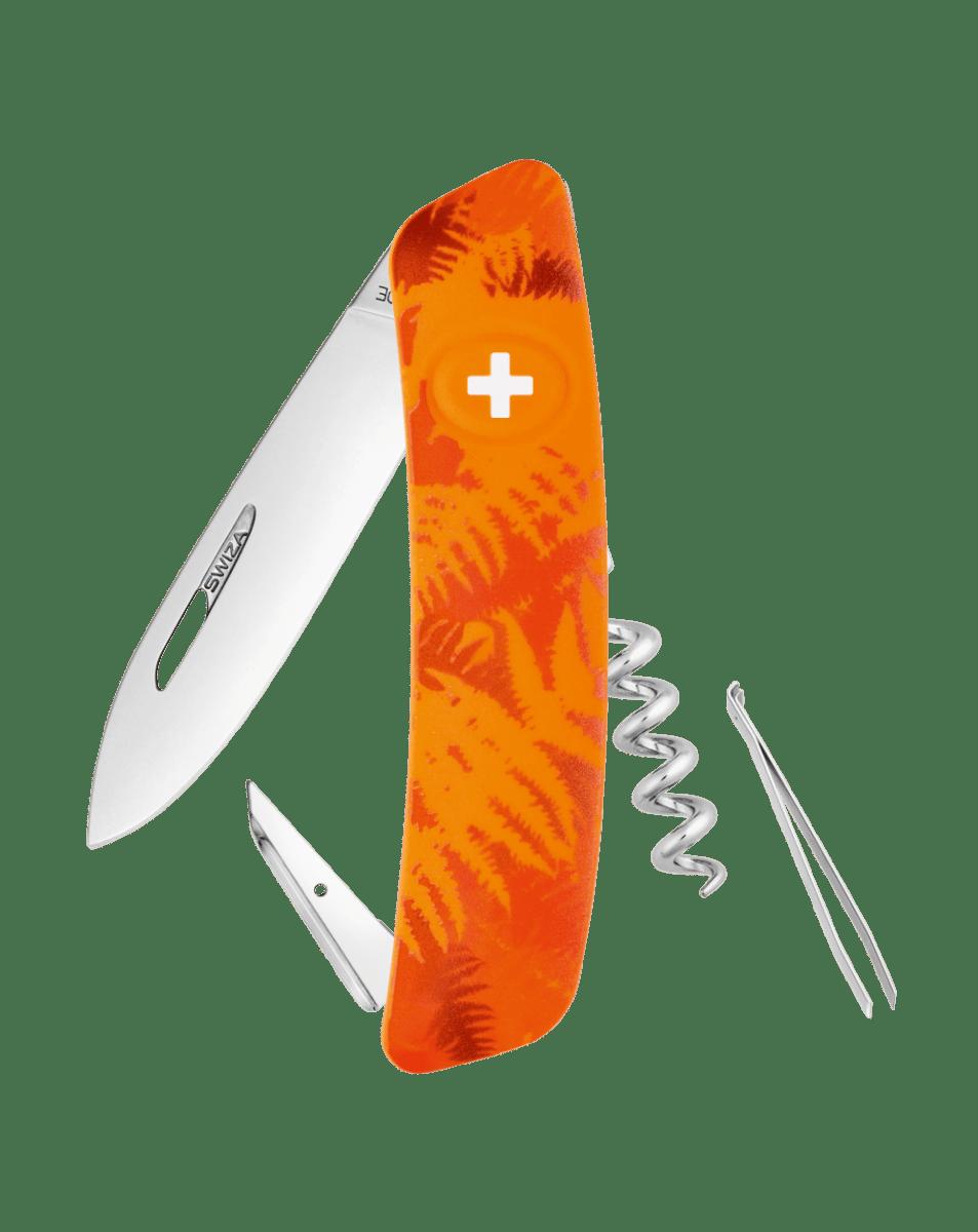Swiza Swiss Army Knives C01 Folding Knives