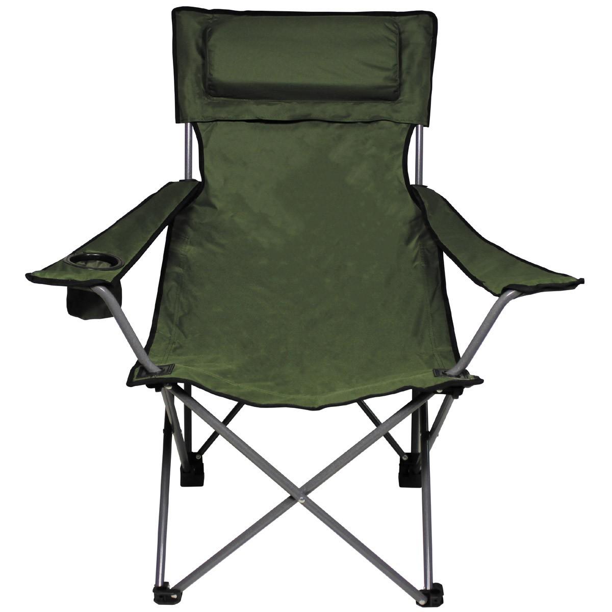 Alvorlig MFH Camping Stol Grön - Övriga artiklar - Övrigt UH-44