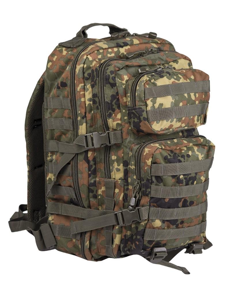 Militär ryggsäck US Assault Pack, Camouflage