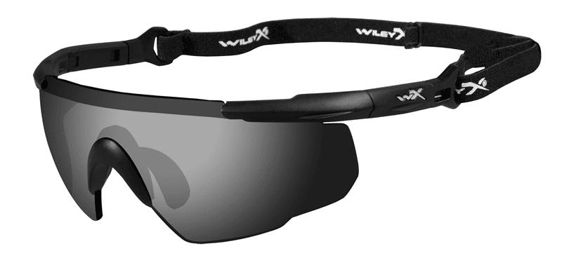 721d7c2af1 WileyX Saber Advanced Smoke Clear Light Rust Matte Black Frame